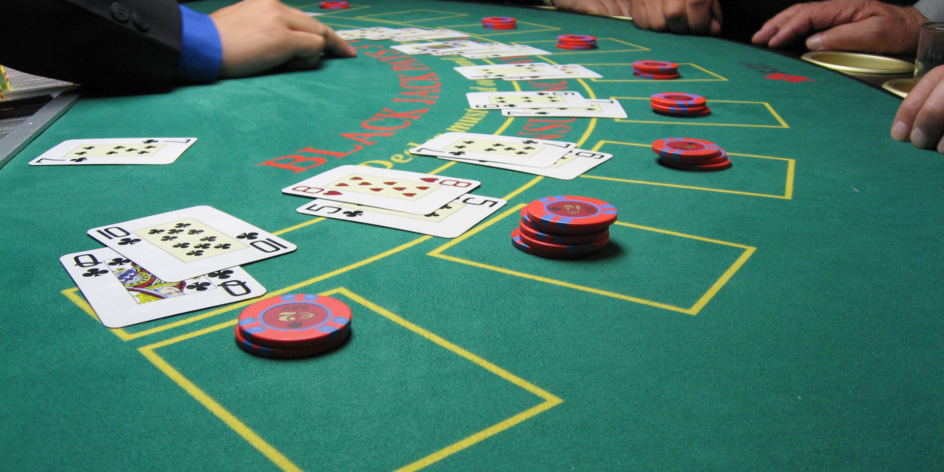 Casino table games development newest form of gambling in north carolina